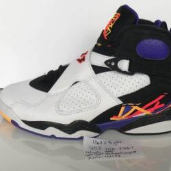 Air jordan 8 retro third time'...