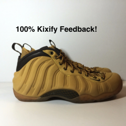 Nike air foamposite one wheat prm