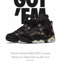 Jordan vi chinese new year