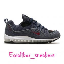 Nike air max 98 thunder blue 9...