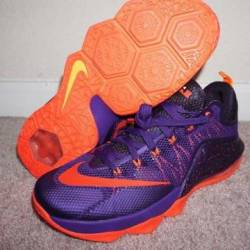 Lebron 12 low