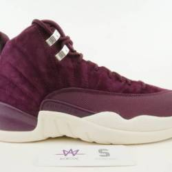 Air jordan 12 retro bordeaux s...