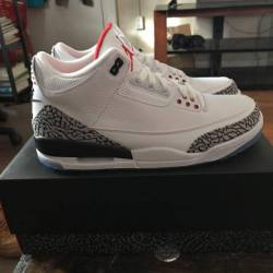 Air jordan 3 free throw line