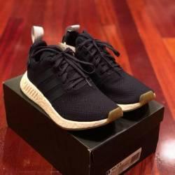 Adidas nmd r2 by9316 navy  leg...