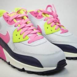 Nike air max 90 pink green