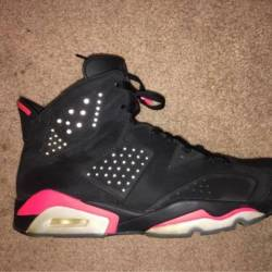 Air jordan 6 black infrared 23...
