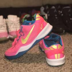 Nike kobe 8 gs size 5y, used, ...
