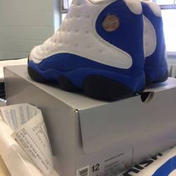 Air jordan 13 hyper royal size 12