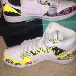 Nike sb high de la soul (2015)