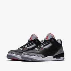 Jordan 3 black cement