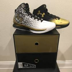 Ua curry 2 back 2 back mvp pack
