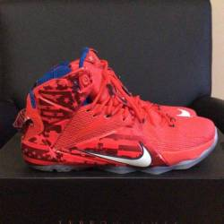 Lebron xii independence day