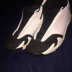Jordan black toe 14s