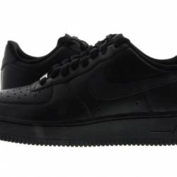 Men nike air force 1 07 black ...