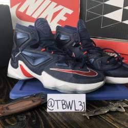 Nike lebron 13 xiii 13 usa oly...