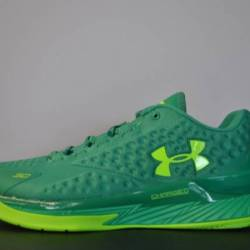 "Under armour curry 1 ""celtic g..."