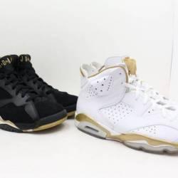 Nike air retro jordan gmp 6/7 ...