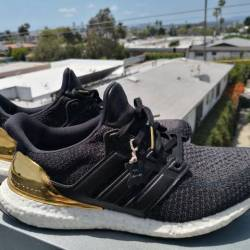 Ultraboost olympic gold