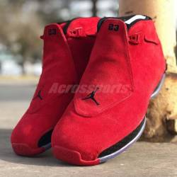 Air jordan 18 retro qs xviii t...