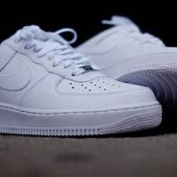 Air force 1 white/white '07 low