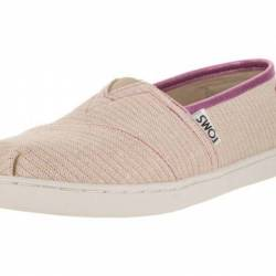 Toms kids classic pink/glimmer...