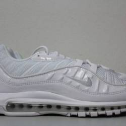 Men s nike air max 98 triple w...