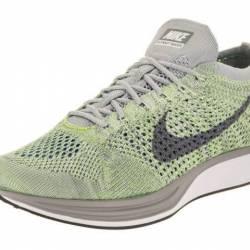 Nike unisex flyknit racer runn...