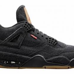 Levi s x air jordan 4 gs retro...