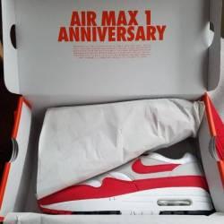 Nike air max 1 og university r...