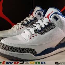 Nike air jordan 3 retro white/...