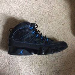 "2012 air jordan 9 ""black bot..."