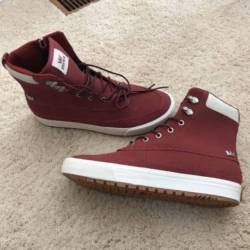 Supra oakwood leather sneaker ...