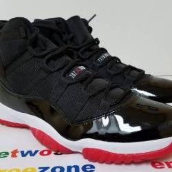Nike air jordan 11 retro black...