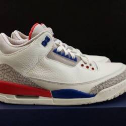 Air jordan retro 3 iii charity...
