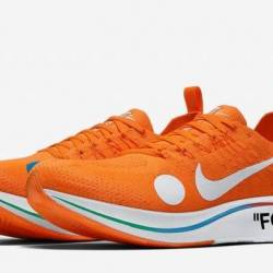 Nike x off-white zoom fly merc...