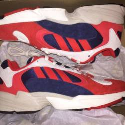 Adidas yung-1 collegiate navy ...