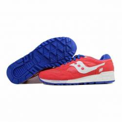 Saucony shadow 5000 red/white ...