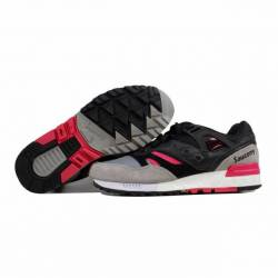 Saucony grid sd black/grey s70...
