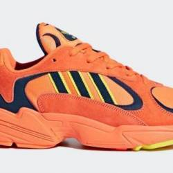 Adidas yung 1 hi res orange