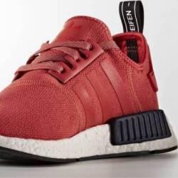 Adidas nmd r1 vivid red
