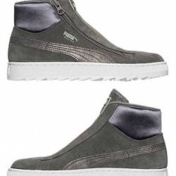Puma suede mid casual women's ...