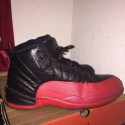 Air jordan 12 - flu game (2016)