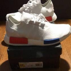Adidas nmd r1 vintage white og