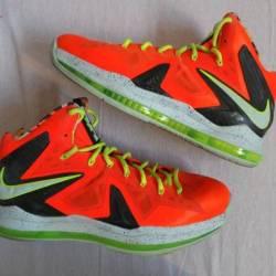 Nike air zoom lebron x 10 ten ...