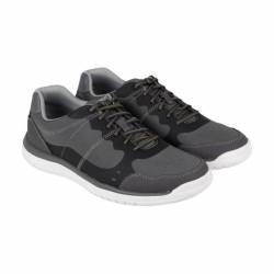 Clarks votta edge mens grey sy...