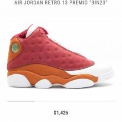 Jordan 13 bin
