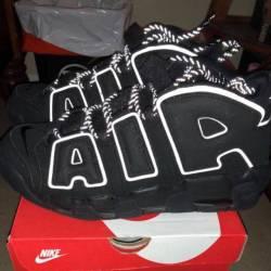Air more uptempo triple black