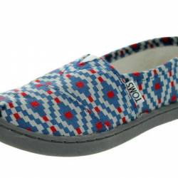 Toms kids classic diamond wove...