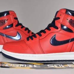 Nike air jordan 1 retro letter...