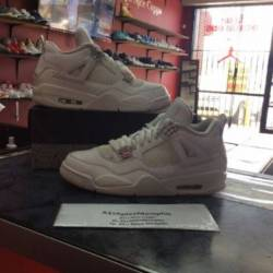 "Air jordan 4 ""pure money"" ..."